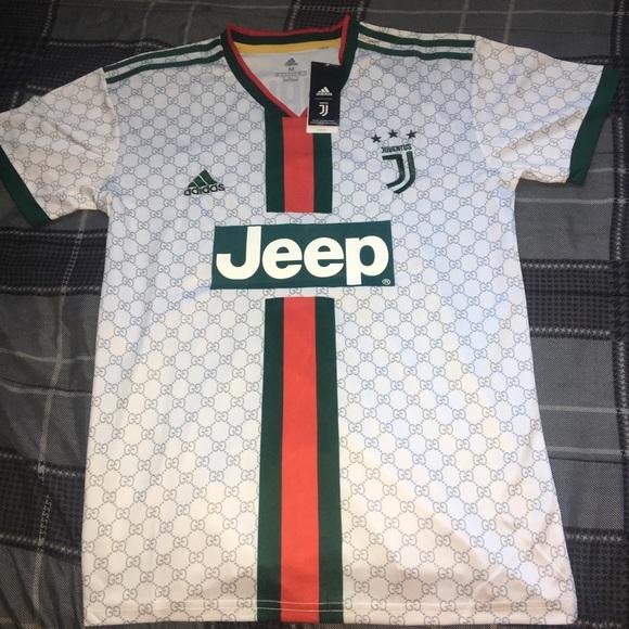 Gucci Shirts Adidas X Cr7 Juventus Jersey Poshmark